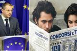 Disoccupazione: i socialisti europei invocano 10 mld di fondi Ue