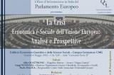 Catanzaro Unicz – Convegno Nazionale sulla Crisi nell'Ue