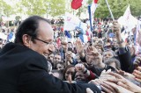 Sarkozy c'est fini! – Hollande all'Eliseo