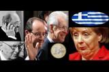 Eurozona – Strasbismo Monti-Hollande-Napolitano
