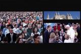Milano – Il Papa abbraccia le famiglie del mondo