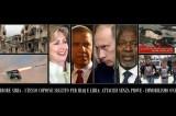 Siria: come Iraq e Libia. Strage senza prove!