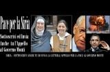Siria – Oscuri burattinai e Costruttori di Pace: Sottoscrivi l'Appello contro la Guerra e Invialo al Governo Monti