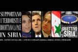 """Irruzione di un'Attivista della Rete No War al Vertice Romano della NATO – """"L'Occidente in Siria Sostiene il Terrorismo contro la Pace"""""""