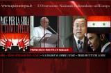 Siria – Il Nuovo Appello di Papa Francesco all'ONU