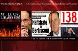 Oltre Berlusconi – Art.138, il Vero Dramma del Momento, Occultato dai Media