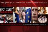 Matrimoni Gay: Veld difende linea Hollande e Denigra linea Putin. Mosca tiene duro contro il NWO