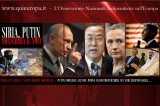 Siria – Putin Smaschera il Piano del NWO