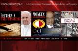 Lettera a Papa Francesco – Uniti contro la Grande Usura Internazionale – di Sergio Basile e Rocco Carbone