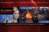 Video shock in Kiev – L'Europeismo delle frange benedette da Bruxelles