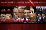 Tutti i Retroscena sul tour di Obama in Europa e Italia