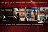 Ungheria – Vincono i conservatori euroscettici di Orban,ma il partito anti-Ue avanza inesorabile