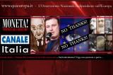 Canale Italia – Daniele Pace spiega la truffa della Moneta – L'analisi di Quieuropa