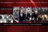 Parigi – Eclatanti anomalie sulla marcia per l'unità con i leader internazionali