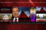 Astana – città esoterica, simbolo del Nuovo Ordine Mondiale