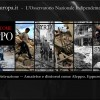 Distruzione e Solidarietà – Amatrice e dintorni come Aleppo… Eppure…