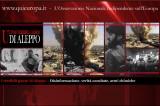 Aleppo: storie di quotidiana disinformazione