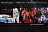 Francia in piazza contro i matrimoni sodomitici:  silenzio tombale dei media italiani