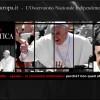 Un Papa che mette in serissimo imbarazzo: la ricetta per perdere credibilità