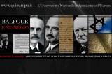 Balfour e il sionismo – Origini e obiettivi delle politiche imperialiste del Regno Unito e d'Israele