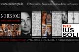 No allo Ius Soli – Salviamo l'Italia! Lettera di una straniera in Italia