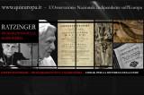 Ratzinger – Dichiarazione sulla Massoneria