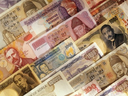 Pacific Rim Currencies Mixed Notes