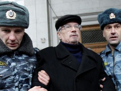 Eduard Limonov - arresto