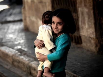 sirian baby