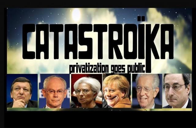 Catastroika La Dittatura dei Banchieri 640x418 - Catastroika, la privatización se hace pública
