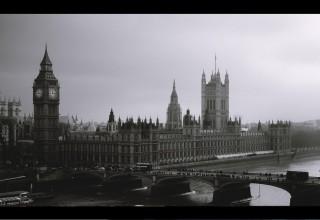 London - La nebbia della Speculazione della City