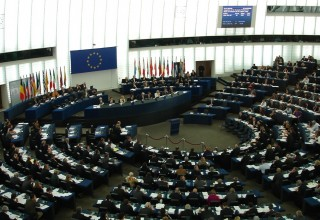 Parlamento europeo - Emiciclo