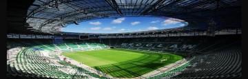 Euro 2012 - Stadion Slaska -  Vietato fumare!
