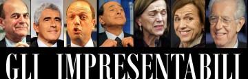 Italia allo sfascio - La Casta degli Imptresentabili