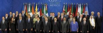 Los Cabos, Massico - I Grandi della Terra riuniti al G20 - Al Centro dei Lavori la Crisi dell'Eurozona