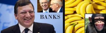 Barroso - Dalle Repubbliche delle Banane   alla Repubblica delle Banche