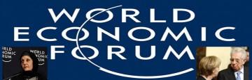 World Economic Forum  - Euro-Paradossi:  La Psicotica Ue vuol Democraticizzare il Medioriente