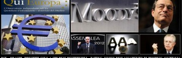 Credit Crunch, Rating e Speculazione Continuano a Distruggere l'Italia - I politici solo ora scoprono la Speculazione del Rating