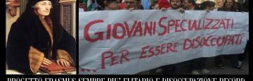 Disoccupazione da record in Europa - Giovani di Italia, Spagna, Grecia e Piigs affogano nel Mare della Disoccupazione