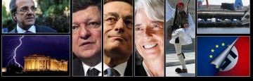 Antonio Samaras e i diktat della Troika