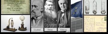Edison, Goebel, Swan