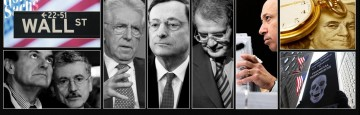Monti, Goldman Sachs and the Wall Street Consensus