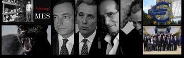 """DITTATURA FINANZIARIA EUROPEA - DA LUSSEMBURGO A FRANCOFORTE A ROCK ECONOMY, LE RIFLESSIONI DI """"QUI EUROPA"""