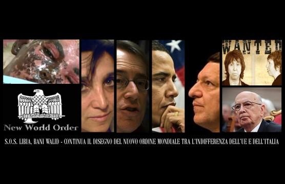 Disegno mondialista in Libia, Bani Walid e il Silenzio della Comunità Internazionale