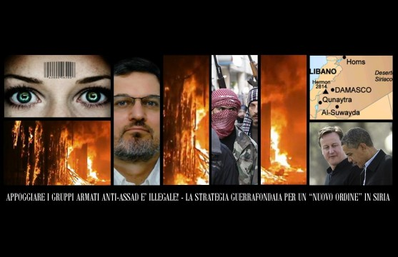 Syria e NWO