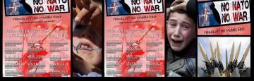 Mobilitazione Internazionale per la Pace in Siria, Contro la Guerra e l'Imperialismo Usa-Nato