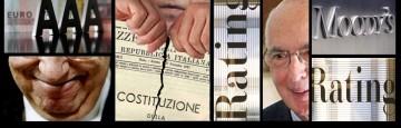 Palliativi Anti Rating, Buxelles continua a legittimare il Colpo di Stato dei Mercati