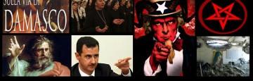 Siria, Il Piano di Satana per Distruggere la Culla della Cristianità