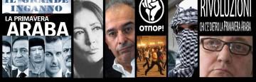 Borghezio e l'Inganno della Primavera Araba - L'Occidente apra gli Occhi