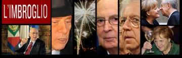Botti di Capodanno - Berlusconi Napolitano
